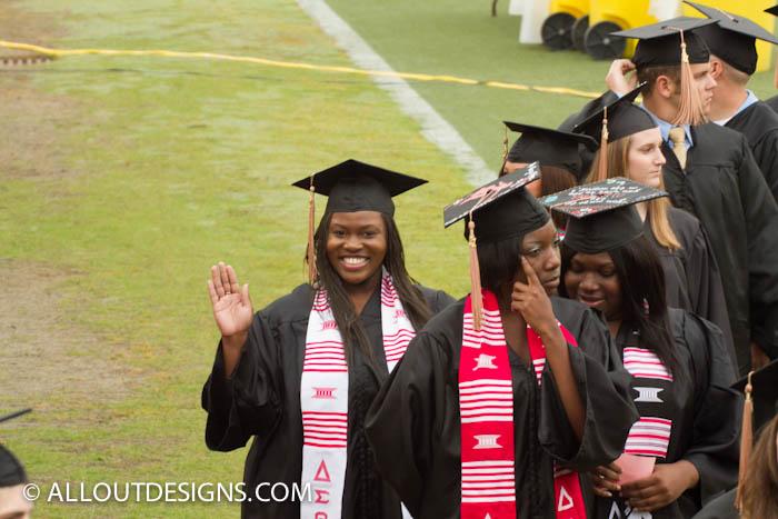 Dorothy Williams Graduation